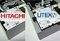 Xecuter LTU2 Replacement PCB Hitachi DLN10N / Liteon DG-16D5S