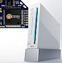 New Nintendo Wii Console Modified with Wiikey2 Modchip