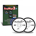 PS2 / PStwo Swap Magic Plus Boot Discs v3.6 CD & DVD