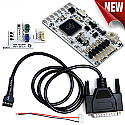 Xecuter CoolRunner SLIM BUNDLE w/ LPT JTAG and CK3i to NAND Update Cables