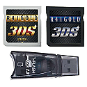 R4i Gold 3DS Deluxe Edition (v.4.1 to 4.5) w/ FREE MicroSD USB Reader