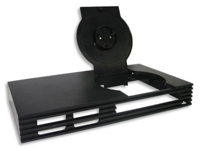 PSTwo/PS2 Flip Top Cover V9-10