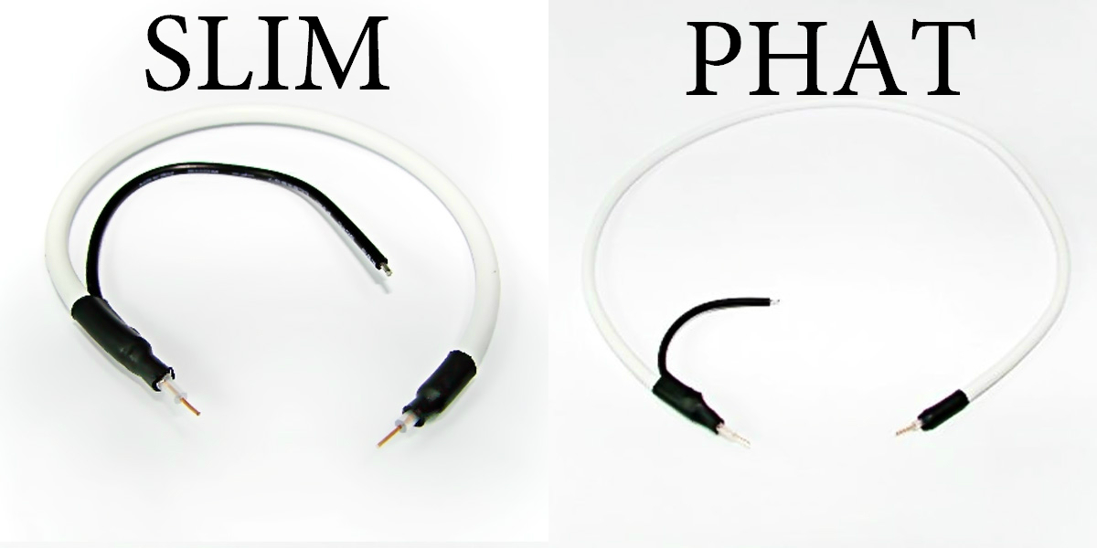 Double Shielded Pro CPU_RST Cable PHAT or SLIM